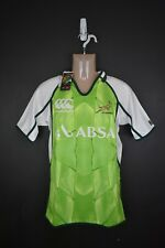 NEW South Africa Springboks rugby union jersey warm up BNWT small Canterbury