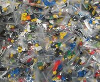 ☀️NEW LEGO Lot Of 10 Minifigures Random mix Lot Ninjago Star Wars More Figures