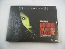 UOMINI CHE ODIANO LE DONNE - 2DVD BOXSET EDITION NEW SEALED