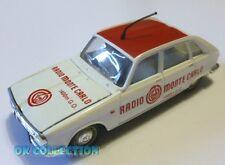 Modellino 1:43 RENAULT R16 Radio Monte Carlo (1965) - marca NOREV