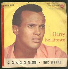3998HARRY BELAFONTE – CU CU RU CU CU PALOMA