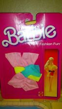 BARBIE HABIT - FASHION FUN HABILLAGES LOISIRS - S/BLISTER RARE NRFB - COLLECTION