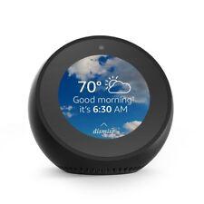 Amazon Echo Spot Smart Speaker with Alexa - Black