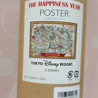 Tokyo Disney Resort 30th Anniversary Limited Poster From Japan F/S
