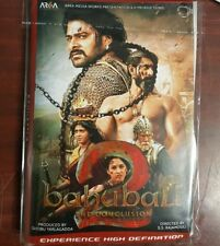 Bollywood/Hindi movies BAHUBALI 2 IN ORIGINAL PRINT DVD WITH SUBTITLES.