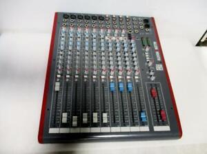 Allen & Heath ZED-14 14-Channel Adjustable Mixer w /USB Interface (H187)