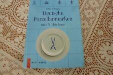 Deutsche Porzellanmarken von Robert E. Röntgen, Battenberg