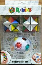 RUBIK'S 3 PUZZLE GIFT SET! PERFECT FOR FIDGETING NEW!