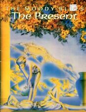 The Moody Blues The Present (Piano / Vocal / Guitar)