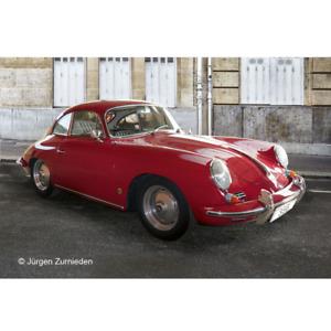 Revell 1/16 Porsche 356 Coupe (Easy Model Click) - 07679 Plastic Model Kit