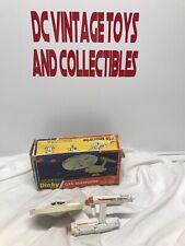 DINKY TOYS Star Trek USS ENTERPRISE #358 Diecast with SHUTTLE NO Disks W/BOX