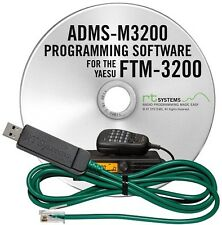 RT Systems ADMS-M3200 Programming Software and USB-29F for the Yaesu FTM-3200DR