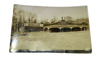 Vintage Bedford Ohio RPPC Bedford Glens Dance Hall Bowling Alley SHIPS FREE USA