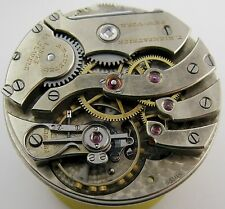 T. Kirkpatrick Pocket Watch Movement for parts Of *high grade* 38.6 mm