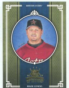 2005 Donruss Diamond Kings Baseball Houston Astros Team Set
