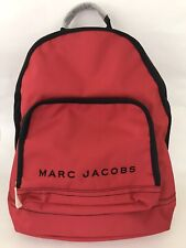 Marc Jacobs All Star Backpack Lipstick Red