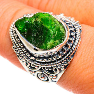 Chrome Diopside 925 Sterling Silver Ring Size 9 Ana Co Jewelry R79716F