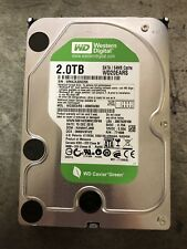 "Western Digital WD20EARS 2 TB 2000 GB 3.5"" SATA Desktop Hard Drive HDD Tested"