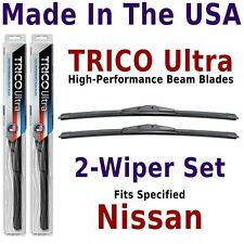 Buy American: TRICO Ultra 2-Wiper Blade Set fits listed Nissan: 13-19-19