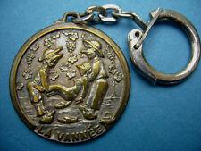 Porte clés - Keychain - LA VANNEE Rafatin & Honorine Pouilly Sancerre