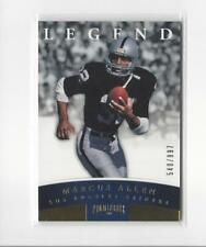 2012 Panini Prominence #128B Marcus Allen Gold Raiders /897 (299 gold made)