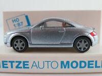 Rietze 20940 Audi TT Coupé (2000-2006) in silbermetallic 1:87/H0 NEU/OVP