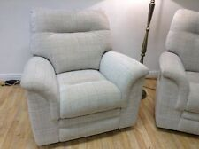 Parker Fabric Armchairs