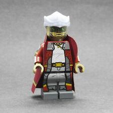 Custom Star Wars minifigures Hondo on lego brand bricks