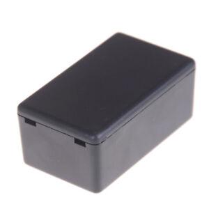 Black Waterproof Plastic Electric Project Case Junction Box 60*36*25mm Sm_fnCAF2