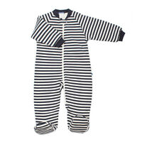 NEW uh-oh! Baby Buggy Bag 3.0 tog Navy Stripe