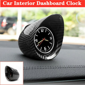 Electronic Car SUV Interior Dashboard Clock Automotive Luminous Backlight Clocks