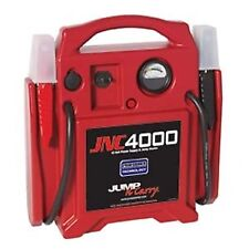 Clore Automotive,LLC JNC4000 1100 Peak Amp 12 Volt Jump Starter