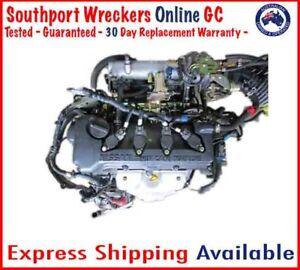 Nissan Pulsar 00 - 03 N16 QG18DE 1.8 L 4Cyl Petrol Engine Motor Low Ks - Express