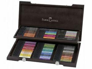 Faber-Castell Pitt ARTIST PEN 90 Tuschestifte im Holzkoffer - 167400