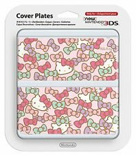 Hello Kitty  Kisekae Cover Plates No.066 for new Nintendo 3DS JP Game