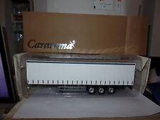 CARARAMA Oxford cr027 1/50 échelle remorque concessionnaire blanc pour votre code 3 modèle