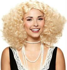 ADULT 20'S BLONDE FRIZZY WIG FLAPPER COSTUME ACCESSORY MR177666