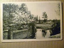 1939 USED VINTAGE Postcard, FRANCE HAVRE + Stamp