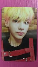 NCT WINWIN #2 Official Photocard [NCT # 127] 1st Album FIRE TRUCK Photo Card