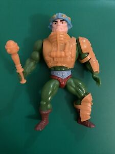 Vintage Man At Arms HeMan MOTU Masters of the Universe Figure 100% Complete 1981