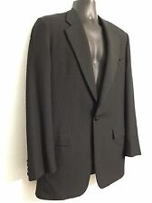 HICKEY FREEMAN Neiman Marcus Men's 1 button Canterbury Tuxedo 42 XL Wool EUC