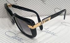 Cazal 680 001 Black Gold Vintage Legend Sunglasses 56mm 100% authentic