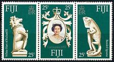 Fiji 1978 Coronation 25th Anniv MNH Set #R576