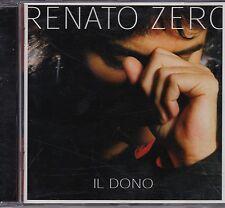 RENATO ZERO Il dono CD 2005