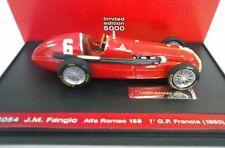 Alfa ROMEO 158 G.p. Francia 1950 Fangio Brumm S054