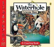 The Water Hole Board Book  Base, Graeme  VeryGood  Book  0 Board book