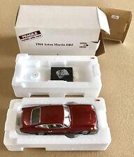 DANBURY MINT 1964 ASTON MARTIN DB5 DUBONNET RED