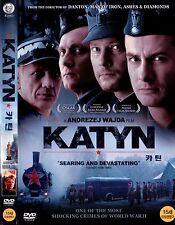Katyn (2007, Andrzej Wajda) DVD NEW