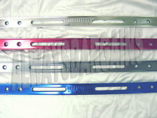 Megan Front Rear Strut bar Honda Prelude 92 93 94 95 96 97 - 01 Gunmetal 2pcs