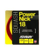 Ashaway Powernick 18 Squash String (214As)
